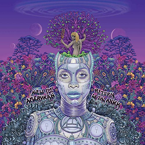 Erykah Badu - New Amerykah Part Two: Return of the Ankh - 2xLP - Universal Motown - B0014023-01