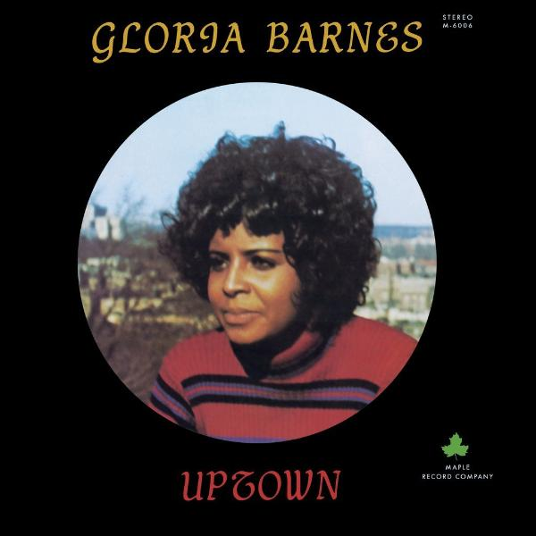 Gloria Barnes - Uptown - LP - Remined - RMND12001