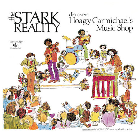 The Stark Reality - Discovers Hoagy Carmichael's Music Shop - 3LP - Now-Again Records - NAA5095