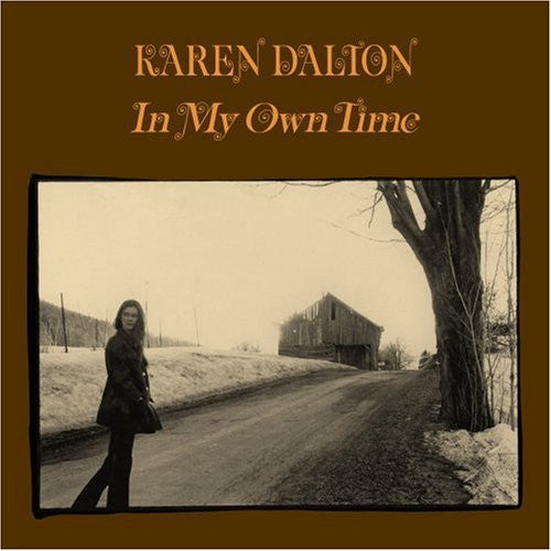 Karen Dalton - In My Own Time - LP - Light in the Attic - LITA022
