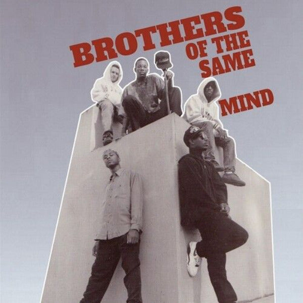 Brothers Of The Same Mind - LP - Portnow Intertainment Group ‎- PIG127LP