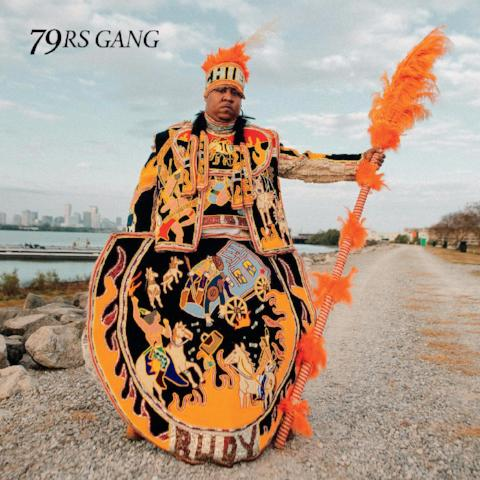 79RS Gang - Fire on the Bayou - LP - Urban Unrest - SCR-004