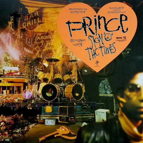 "Prince - Sign ""O"" The Times - 4xLP box - Paisley Park - R1 643352"