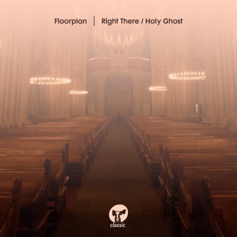 "Floorplan - Right There/Holy Ghost - 12"" - Classic - CMC234"