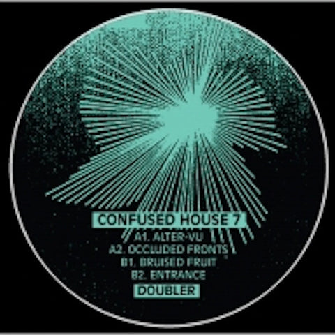 "Doubler - Alter-vu - 12"" - Confused House - CH007"