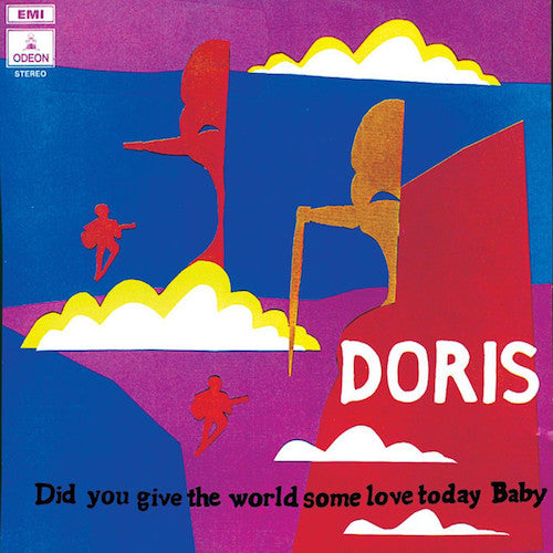 Doris - Did You Give the World Some Love Today Baby - LP - Mr Bongo - MRBLP010