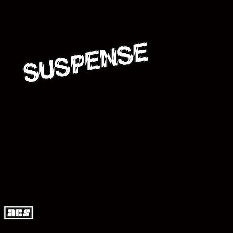 Bernard Fevre - Suspense - LP - Anthology - ARC015