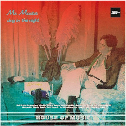 "Mr. Master - A Dog In The Night - 12"" - Archivio Fonografico Moderno - ARFON 06"