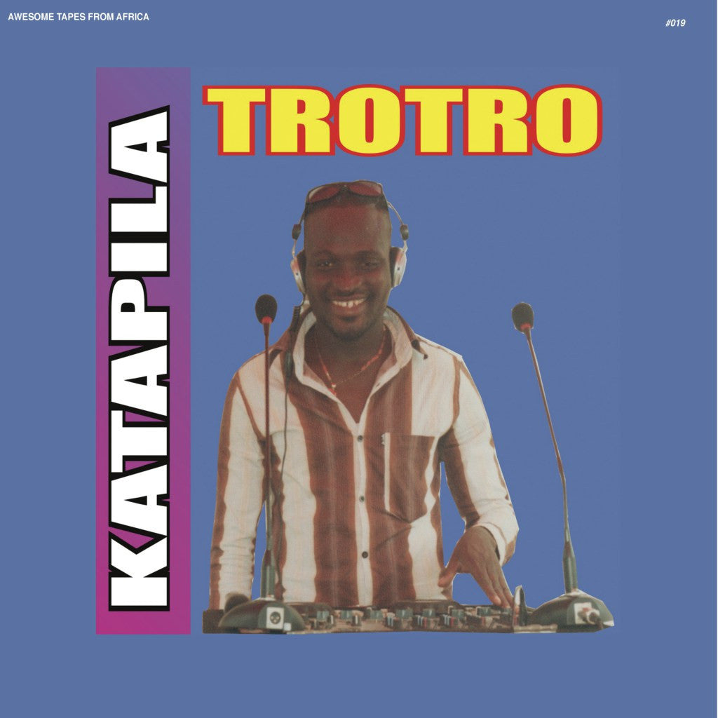 DJ Katapila - Trotro - 2LP - Awesome Tapes From Africa - ATFA019