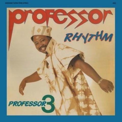 Professor Rhythm - Professor 3 - LP - Awesome Tapes From Africa - ATFA032