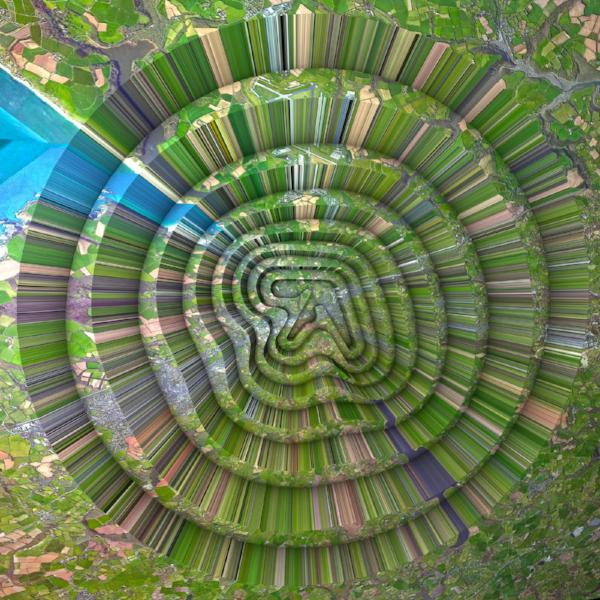 "Aphex Twin - Collapse EP - 12"" - Warp Records - WAP423"