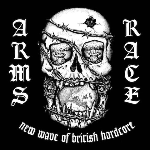 Arms Race - New Wave of British Hardcore - LP - La Vida Es Un Mus - MUS116