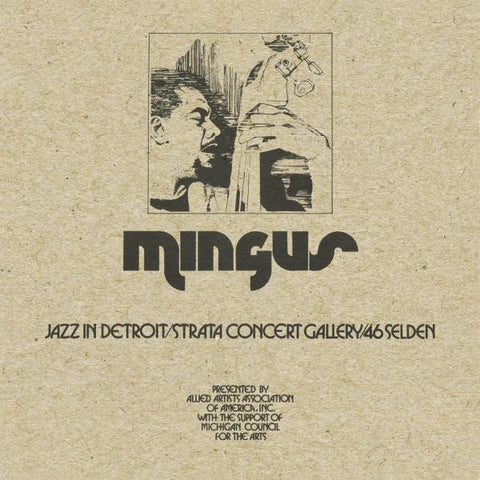 Charles Mingus - Jazz in Detroit - 5xLP box - BBE - BBE453