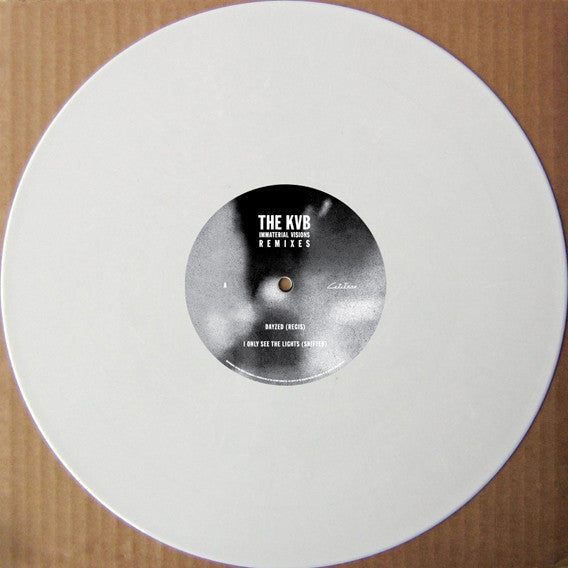 "The KVB - Immaterial Visions Remixes - 12"" - Cititrax - CITI009"