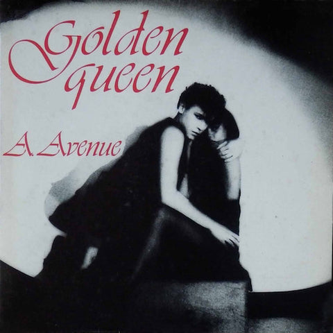 "A. Avenue - Golden Queen - 12"" - Opilec Music - OPCM 12 080"
