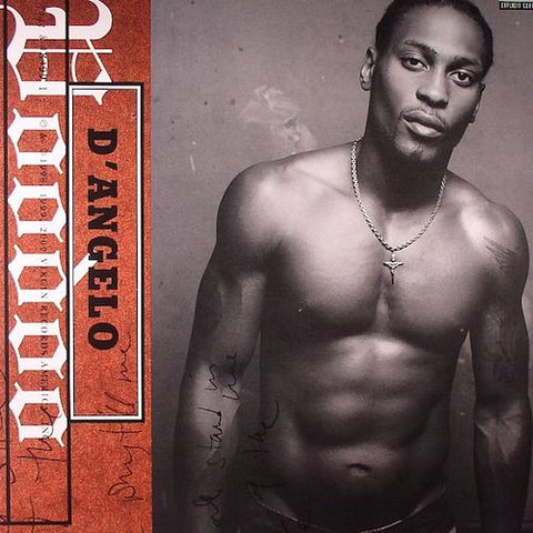 D'Angelo - Voodoo - 2xLP - Virgin - MCR902