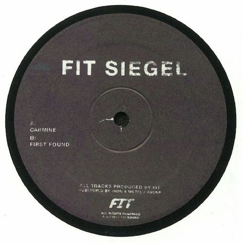 "FIT Siegel - Carmine - 12"" - Fit Sound - FIT-012"