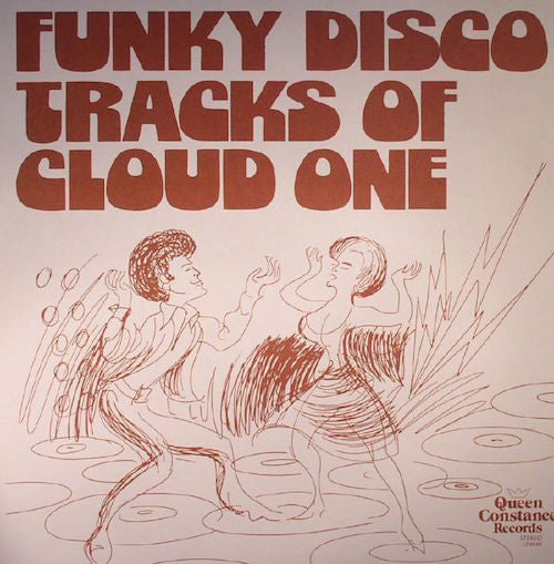 Cloud One - Funky Disco Tracks Of Cloud One - LP - Queen Constance Records - LP 4040 LP