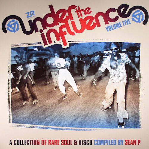 Sean P - Under the Influence Volume Five - 2LP - Z Records - ZEDDLP039