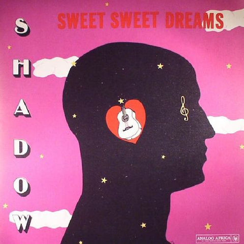Shadow - Sweet Sweet Dreams - LP - Analog Africa - AALP082