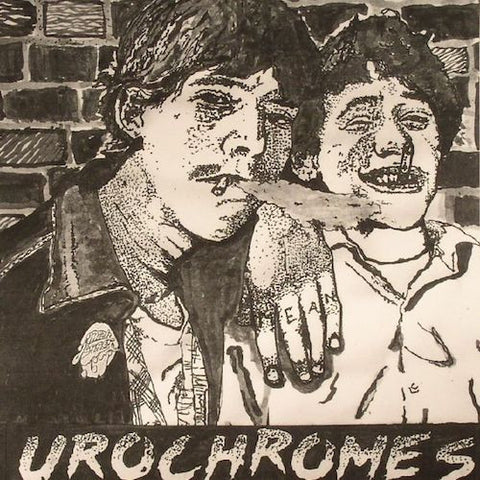 "Urochromes - Night Bully - 7"" - Wharf Cat Records - WCR051"