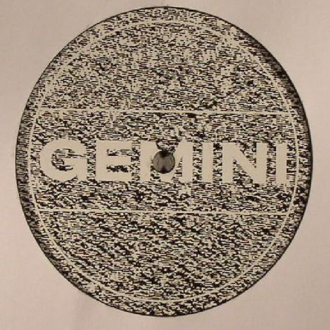 "Gemini - Le Fusion - 12"" - Anotherday Records - 0005AD"
