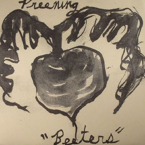 "Preening - Beeters - 7"" - Digital Regress - D/R014"