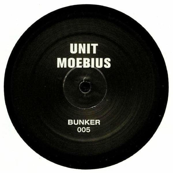 "Unit Moebius - 12"" - Bunker Records - BUNKER 005"