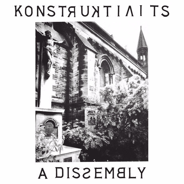 "Konstruktivits* - A Dissembly - LP + Flexi 7"" - Dark Entries - DE-110"