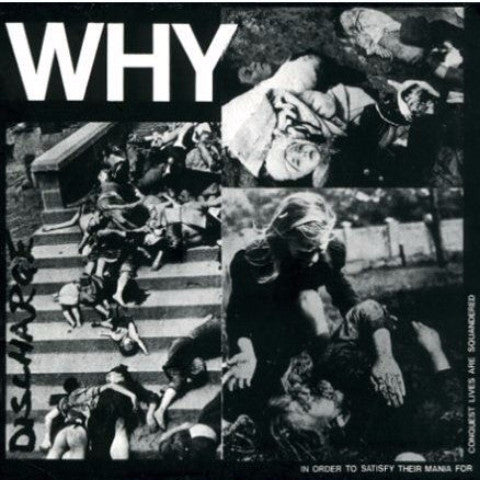 "Discharge - Why - 12"" - Havoc Records - HC1244"