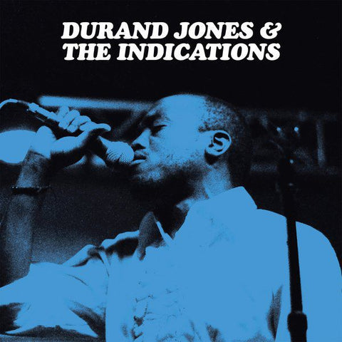 Durand Jones & The Indications - LP - Colemine Records - DOC157
