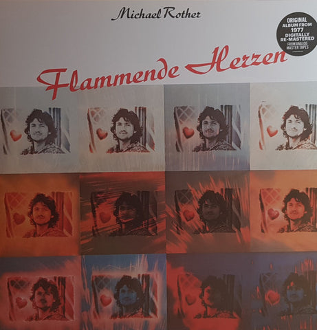 Michael Rother - Flammende Herzen - LP - Grönland Records - LPGRON205