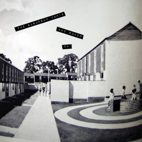 "Suburban Homes - ...Are Bored - 12"" - Total Punk - TPR-109"