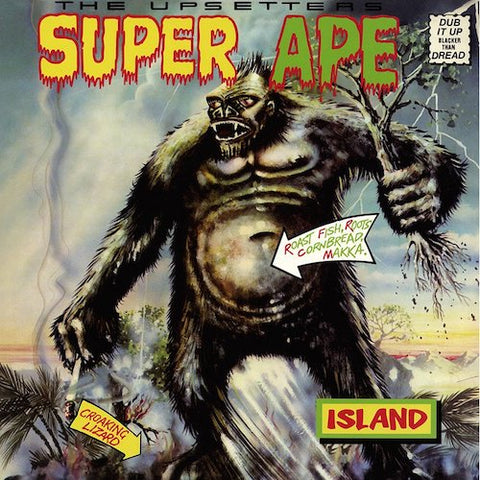 The Upsetters - Super Ape - LP - Get On Down - GET56021-LP