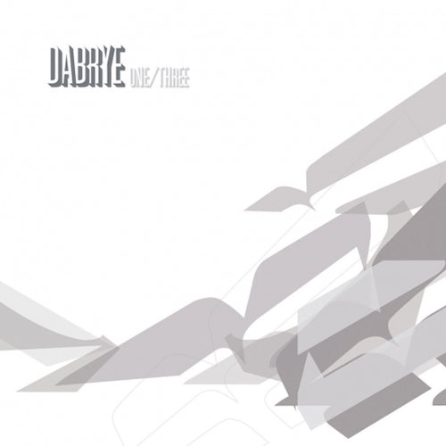 Dabrye - One/Three - LP - Ghostly International GI-04