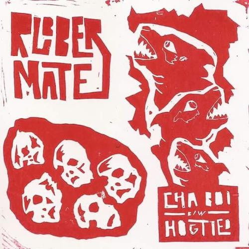 "Rubber Mate - Cha Boi - 7"" - Total Punk - TPR-52"