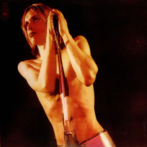 Iggy and the Stooges - Raw Power - LP - Sundazed - P738877