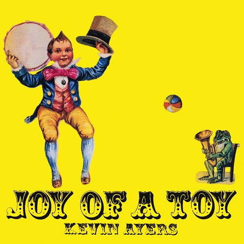 Kevin Ayers - Joy of a Toy - LP - 4 Men With Beards - 4M229