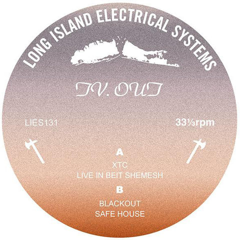 "TV.OUT - 12"" - LIES 131"