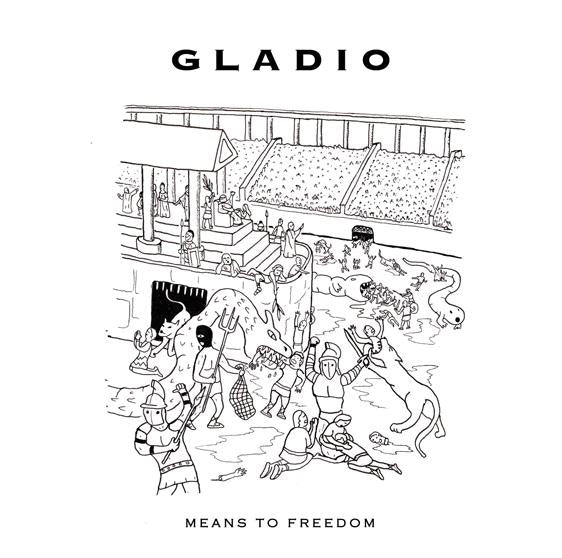 Gladio - Means to Freedom - LP - LIES 142