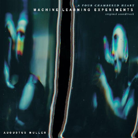 Augustus Muller - Machine Learning Experiments - LP - Nude Club Records - NUDE013