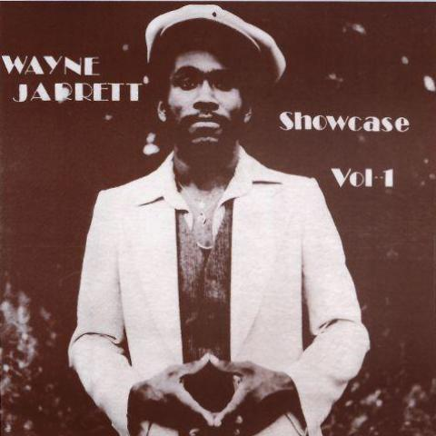 Wayne Jarrett - Showcase Vol. 1 - LP - Wackie's - W-191
