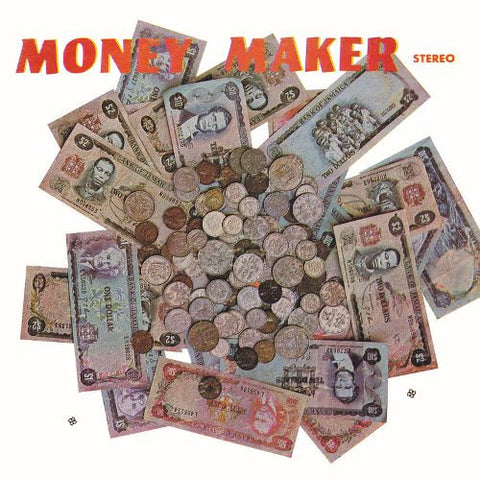 VA - Money Maker - LP - Studio One - CSL8022