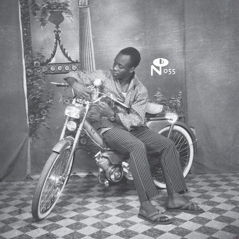 VA - Bobo Yéyé: Belle Époque in Upper Volta - 3xLP & Book - Numero Group - NUM055