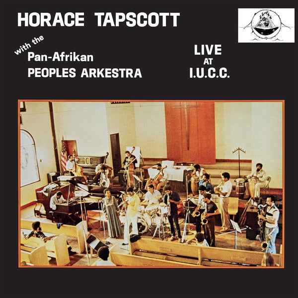Horace Tapscott with The Pan-Afrikan Peoples Arkestra - Live At I.U.C.C. - 3xLP - Outernational Sounds - OTR-007