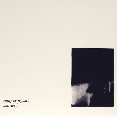 "Emily Berregaard - Hallowed - 12"" - enmossed - ENM-01"