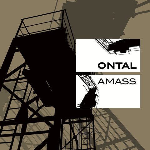 Ontal - Amass - 2xLP - Hands Productions - B044
