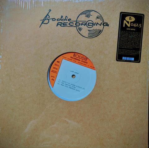 "Love Apple - 12"" - Numero Group - NUM042.5"
