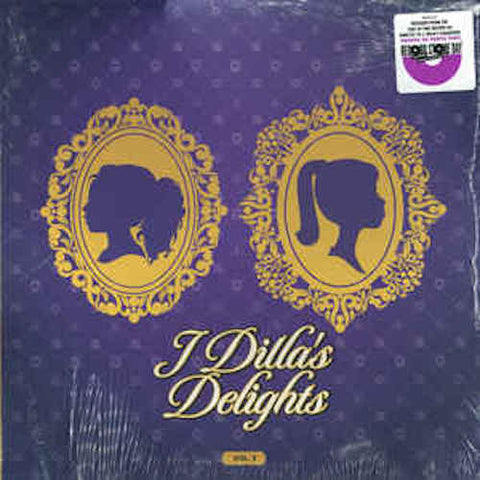 J Dilla - J Dilla's Delights Vol. 2 - LP - Ne'Astra Music Group - YMG2007LP
