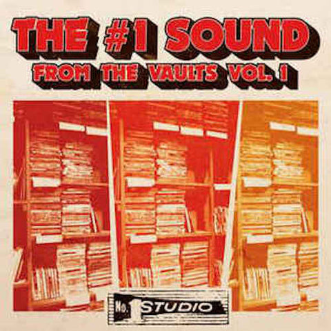 "VA - The #1 Sound From the Vaults Vol. 1 - 2xLP + 7"" - Studio One - SOR-008"